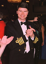 CAPT.TIMOTHY LAURENCE RN. husband of The Princess Royal, at a ball in London on 30th April 1998.MHI 81