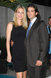 Donald Trump Jr. and wife Vanessa arriving for Trump International Hotel and Tower Dubai launch at the Park Avenue Plaza in New York City, NY, USA on June 23, 2008. Photo by Gregorio Binuya/ABACAUSA.COM  | 156233_13
