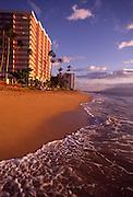 Kaanapali Beach, Maui, Hawaii<br />