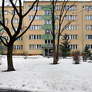 We moved in that flat 33 years ago. It is very comfortable place, close to everything. Shops are around and the hospital too.