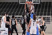 Saunders Wesley<br /> Aquila Trento - Fortitudo Lavoropiu Bologna<br /> Lega Basket Serie A 2020/21<br /> Trento, 31/01/2021<br /> Foto Sergio Mazza / Ciamillo-Castoria