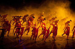 Openingsceremony<br /> Olympic Games London 2012<br /> © Hippo Foto - Jon Stroud