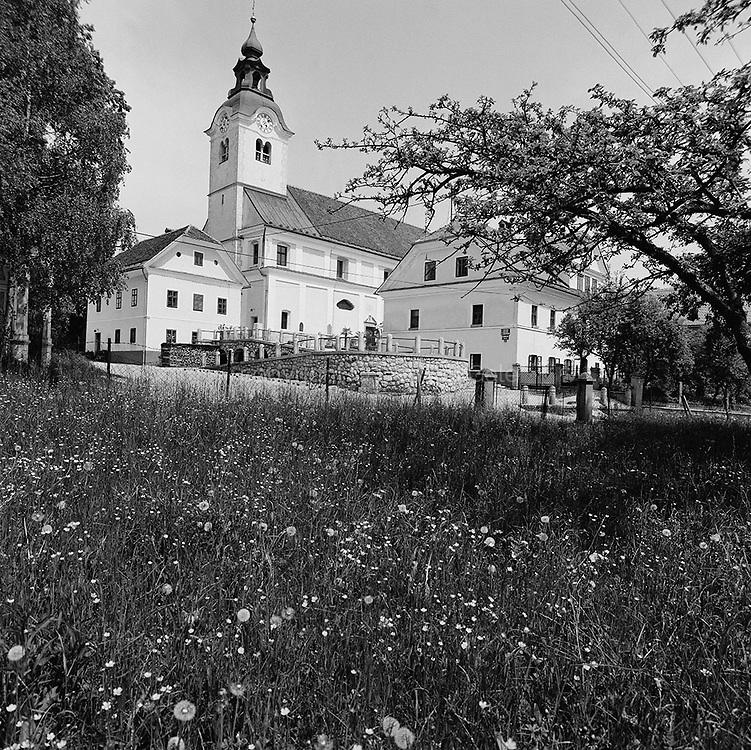 Komenda Church Surrounding Area