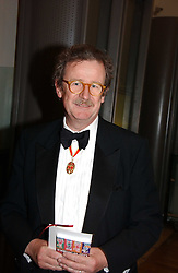 PROF.SIR CHRISTOPHER FRAYLING at The Royal Academy dinner before the official opening of the Summer Exhibition held at the Royal Academy of Art, Burlington House, Piccadilly, London W1 on 6th June 2006.<br /><br />NON EXCLUSIVE - WORLD RIGHTS