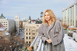 """Veronica Ferres releases a photo on Instagram with the following caption: """"Bei dem Wetter h\u00e4tte ich gleich wieder Lust auf Wellness \u0026 Sauna \ud83e\uddd6\u200d\u2640\ufe0f#throwback"""". Photo Credit: Instagram *** No USA Distribution *** For Editorial Use Only *** Not to be Published in Books or Photo Books ***  Please note: Fees charged by the agency are for the agency's services only, and do not, nor are they intended to, convey to the user any ownership of Copyright or License in the material. The agency does not claim any ownership including but not limited to Copyright or License in the attached material. By publishing this material you expressly agree to indemnify and to hold the agency and its directors, shareholders and employees harmless from any loss, claims, damages, demands, expenses (including legal fees), or any causes of action or allegation against the agency arising out of or connected in any way with publication of the material."""