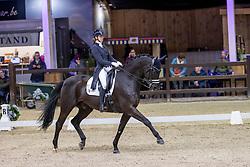 Van Den Herik Lotte, NED, Winner<br /> CDI Lier 2020<br /> © Hippo Foto - Dirk Caremans<br /> 28/02/2020