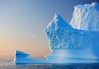 Iceberg Disko bay, Greenland