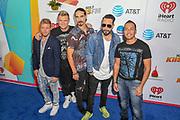 Back Street Boys at the Wango Tango by AT&T at Banc of California Stadium 06/03/18