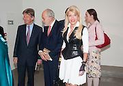 JOHN ERLE- DRAX; GILBERT LLOYD; ELFIE LLOYD; , Pilar Ordovas hosts a Summer Party in celebration of Calder in India, Ordovas, 25 Savile Row, London 20 June 2012