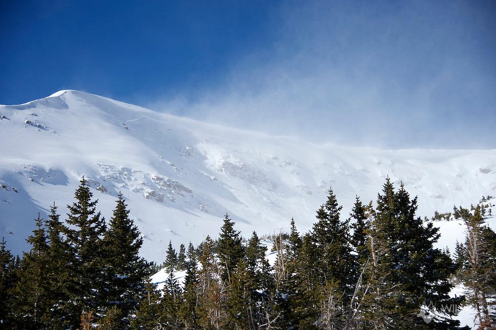 Alpine World Ascents AIARE Level II Course in Empire, CO. © Brett Wilhelm/Rich Clarkson and Associates, LLC