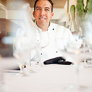 Greater Phoenix native Ron Dimas, chef de cuisine at Orange Sky at Talking Stick Resort in Scottsdale, dishes on his favorite local restaurants and his love of Sriracha Hot Chile Sauce...Photograph by Jill Richards.www.jillrichardsphotography.com