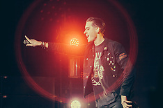 G-Eazy at The Bill Graham Civic Auditorium - San Francisco, CA - 11/16/15