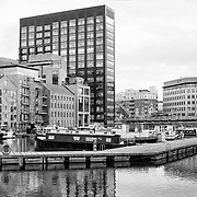 Dublin,Ireland Leinster: Montevetro Building on Barrow Street at Grand Canal Square by O'Mahony Pike arch. Photographs by Alejandro Sala   Visit Shop Images to purchase and download a digital file and explore other Alejandro-Sala images…