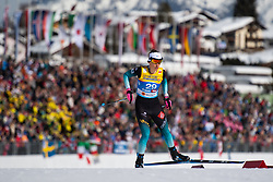 February 21, 2019 - Seefeld In Tirol, AUSTRIA - 190221 Delphine Claudel of France competes in women's cross-country skiing sprint qualification during the FIS Nordic World Ski Championships on February 21, 2019 in Seefeld in Tirol..Photo: Joel Marklund / BILDBYRN / kod JM / 87879 (Credit Image: © Joel Marklund/Bildbyran via ZUMA Press)