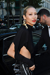 Soo Joo Park arrives at the Vogue Foundation Dinner 2018 at Palais Galleria on July 3, 2018 in Paris, France. Photo by Laurent Zabulon/ABACAPRESS.COM