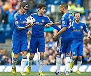 Chelsea v Sunderland 070413
