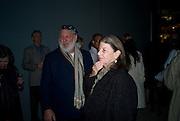 BRUCE WEBBER; NAN BUSH, Anri Sala hosted by Moca and Vanity Fair International.  Museum of Contemporary art. 770 N. 125 St. North Miami.  ART BASEL MIAMI BEACH.  *** Local Caption *** -DO NOT ARCHIVE-© Copyright Photograph by Dafydd Jones. 248 Clapham Rd. London SW9 0PZ. Tel 0207 820 0771. www.dafjones.com.