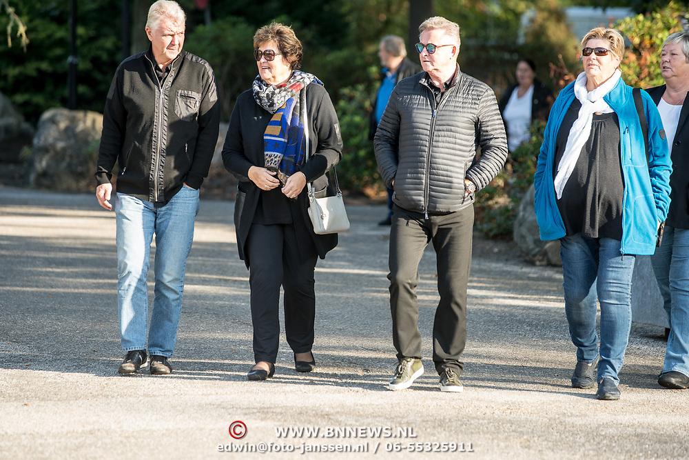 NLD/Leusden/20181005 - Bn-ers nemen afscheid van Koos Alberts, Jan Keizer en partner Marie