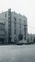 1944 Max Factor Salon on Highland Ave.