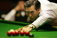 Dominic Dale of Wales. Welsh Open Snooker at the Newport Centre, Feb 2009.