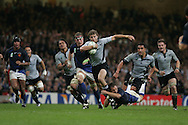 IRB Rugby World cup 2007   New Zealand v France<br /> picture by Andrew Orchard