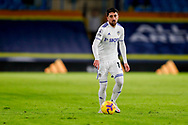 Leeds United midfielder Pablo Hernandez (19) in action during the Premier League match between Leeds United and Brighton and Hove Albion at Elland Road, Leeds, England on 16 January 2021.
