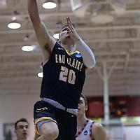 NCAA Men's Basketball: Saint John's University (Minnesota) Johnnies vs. University of Wisconsin-Eau Claire Blugolds