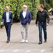 NLD/Bilthoven/20170706 - Uitvaart Ton de Leeuwe, ex partner Anita Meyer, ..........., Frank Timmer, ...........