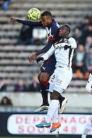 Isaac Kiese Thelin - 01.02.2015 - Bordeaux / Guingamp - 23eme journee de Ligue 1 -<br />Photo : Manuel Blondeau / Icon Sport