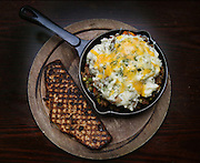 Mara Lavitt -- Special to the Hartford Courant<br /> January 27, 2016<br /> Inishmor Pub, Colchester: Iron Skillet Shepherd's Pie with Poor Man's Soda Bread.