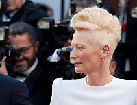 Tilda Swinton at the Okja gala screening,  at the 70th Cannes Film Festival Friday 19th May 2017, Cannes, France. Photo credit: Doreen Kennedy
