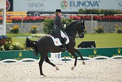 Barbancon Mestre Morgan, (ESP), Painted Black<br /> European Championships - Aachen 2015<br /> © Hippo Foto - Dirk Caremans<br /> 13/08/15