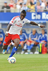 02.08.2011, Imtech Arena, Hamburg, GER, FSP, Hamburger SV (GER) vs Valencia FC (ESP) im Bild Einzelaktion Eljero Elia (Hamburg #11) ..// during friendly match Hamburger SV (GER) vs Valencia FC (ESP) on 2011/08/02, Imtech Arena, Hamburg   EXPA Pictures © 2011, PhotoCredit: EXPA/ nph/  Witke       ****** out of GER / CRO  / BEL ******