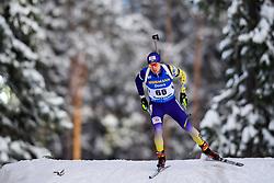 March 9, 2019 - –Stersund, Sweden - 190309 Rusland Tkalenko of Ukraine competes in the Men's 10 KM sprint during the IBU World Championships Biathlon on March 9, 2019 in Östersund..Photo: Petter Arvidson / BILDBYRÃ…N / kod PA / 92252 (Credit Image: © Petter Arvidson/Bildbyran via ZUMA Press)