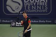 16/03 Nishikori in Dubai R2