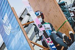 31.12.2020, Olympiaschanze, Garmisch Partenkirchen, GER, FIS Weltcup Skisprung, Vierschanzentournee, Garmisch Partenkirchen, Qualifikation, Herren, im Bild Junshiro Kobayashi (JPN) // Junshiro Kobayashi of Japan during qualification jump of men's Four Hills Tournament of FIS Ski Jumping World Cup at the Olympiaschanze in Garmisch Partenkirchen, Germany on 2020/12/31. EXPA Pictures © 2020, PhotoCredit: EXPA/ JFK