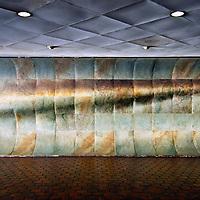 Washington DC Metro Underground Train Station Wall Art