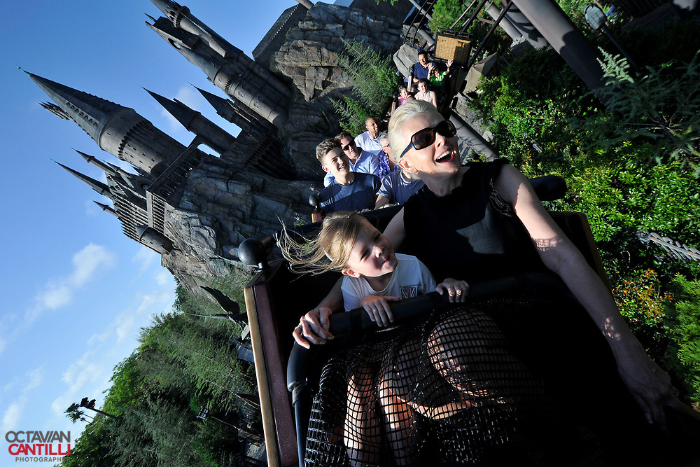 Flight of the Hippogriff at the Wizarding World of Harry Potter, For Universal Orlando Resort