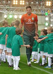 24.07.2011, Weserstadion, Bremen, GER, 1.FBL, Werder Bremen Tag der Fans 2011, im Bild Sebastian Prödl / Proedl (Bremen #15)..// during the day of fans on 2011/07/24,  Weserstadion, Bremen, Germany..EXPA Pictures © 2011, PhotoCredit: EXPA/ nph/  Frisch       ****** out of GER / CRO  / BEL ******