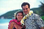 Couple, Hawaii<br />