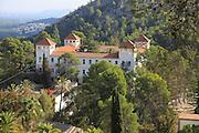 Sanatorio de San Francisco de Borja, Leprosy sanitarium, Fontilles, Marina Alta, Alicante province, Spain