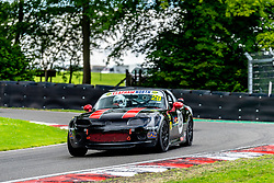 Patrick Fletcher pictured while competing in the BRSCC Mazda MX-5 SuperCup Championship. Picture taken at Cadwell Park on August 1 & 2, 2020 by BRSCC photographer Jonathan Elsey