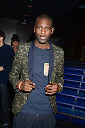 WRETCH 32 at a party hosted by Beats by Dre to celebrate the launch of Tinie Tempah's new album and to celebrate his birthday held at DSTRKT, Rupert Street, London on 7th November 2013.