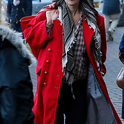 NLD/Amsterdam/20121208 - Herdenkingsdienst voor de verleden Jeroen Willems, Adelheid Roossen