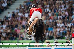 Beezie Madden, (USA), Orient Express HDC - Show Jumping Final Four - Alltech FEI World Equestrian Games™ 2014 - Normandy, France.<br /> © Hippo Foto Team - Jon Stroud<br /> 07/09/2014