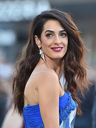 """Los Angeles Premiere of """"Suburbicon"""". Regency Village Theatre, Westwood, California. 22 Oct 2017 Pictured: Amal Clooney. Photo credit: AXELLE/BAUER-GRIFFIN / MEGA TheMegaAgency.com +1 888 505 6342"""