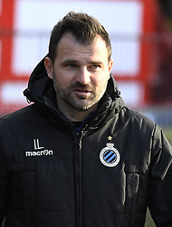 December 10, 2018 - Bruges, Belgique - BRUGGE, DECEMBER 10 : Ivan Leko head coach of Club Brugge pictured during practice session the day before the UEFA Champions League group A match between Club Brugge KV and Atletico Madrid on December 10, 2018 in Brugge, 10/12/2018 (Credit Image: © Panoramic via ZUMA Press)