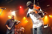 Black Violin at The Black Star Concert presented by BlackSmith and Live N Direct held at The Nokia Theater in New York City on May 30, 2009