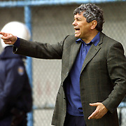 Turkish soccer team Galatasaray Head Coach Mircea LUCESCU.<br /> Photo by Aykut AKICI/TurkSporFoto