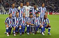 Photo: Paul Thomas.<br /> Porto v Liverpool. UEFA Champions League Group A. 18/09/2007.<br /> <br /> Porto.